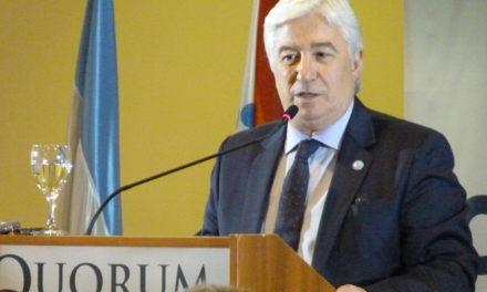 Conferencia Magistral del Dr. Marcelo Collomb, Presidente del INAES