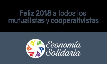 El equipo de Economía Solidaria les desea un feliz 2018
