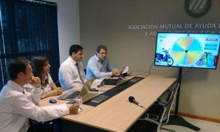 La Mutual Belgrano en plena actividad
