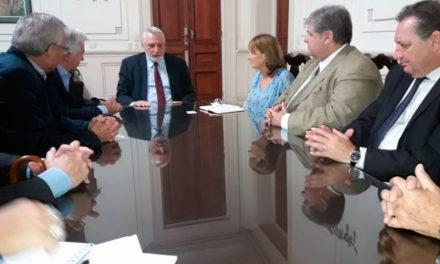 Gobierno de Santa Fe, INAES y CAM con agenda abierta y proyectos