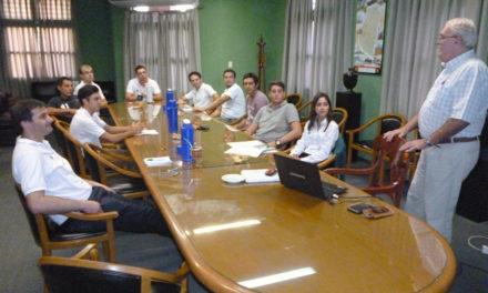 Jornada de capacitación para nuevos empleados de la Cooperativa La Ganadera Gral. Ramirez Limitada