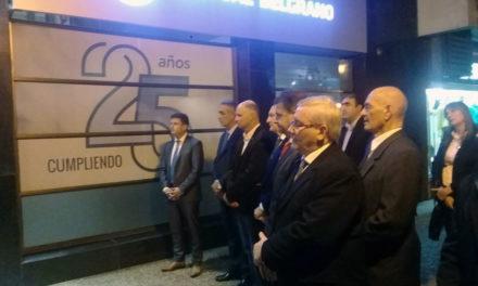 Mutual Belgrano inauguró su filial en Reconquista (Santa Fe)