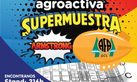 AFA SCL dirá presente en Agroactiva 2018