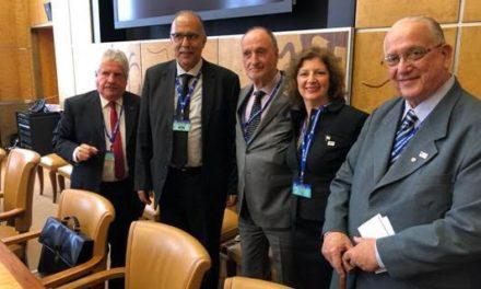 CONAM participó en la Constitución de la Unión Mundial de la Mutualidad