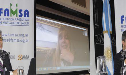Se realizó la Jornada Internacional sobre Derecho a la Salud en Rosario