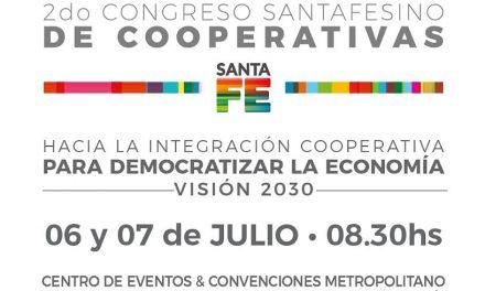 Todo listo en Santa Fe para la Expo Coop 2018