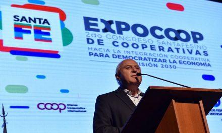 Rosario celebró el día mundial de las cooperativas con una Expo y un Congreso