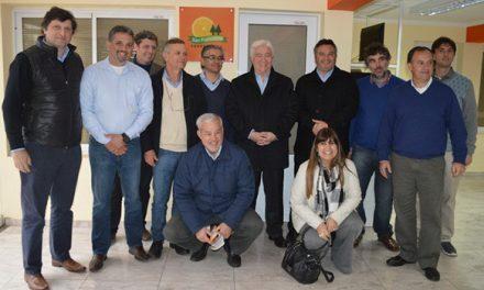 Fedecoop organizó un encuentro con funcionarios del INAES en Corrientes