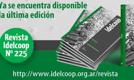 Nueva edición de la Revista Idelcoop