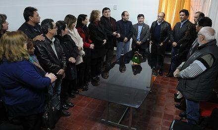 Asumieron nuevas autoridades en la Subsecretaría de Acción Cooperativa y Mutuales de la provincia de La Rioja