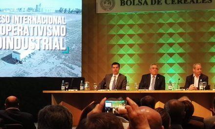 Se realizó el I Congreso Internacional de Cooperativismo Agroindustrial organizado por Coninagro