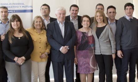 Sesión del Consejo Regional NEA en Misiones
