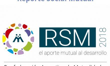 La CAM impulsa el Reporte Social Mutual