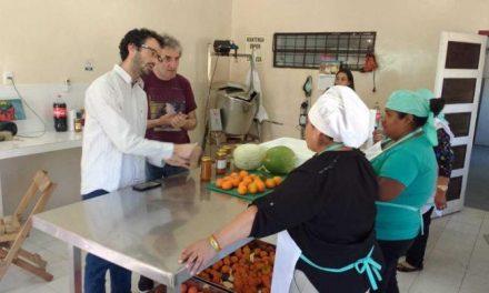 Cooperativa de dulces artesanales La Caldera participa con sus dulces artesanales en el G20 -SALTA.