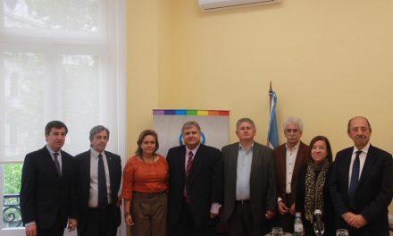 Se reunió el Consejo Directivo de la Alianza del Mutualismo de América en la sede social de CAM