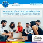 Nuevo curso a distancia: Introducción a la Economía Social