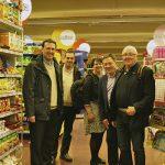 Un grupo de dirigentes finlandeses visitaron la Cooperativa obrera de Bahía Blanca