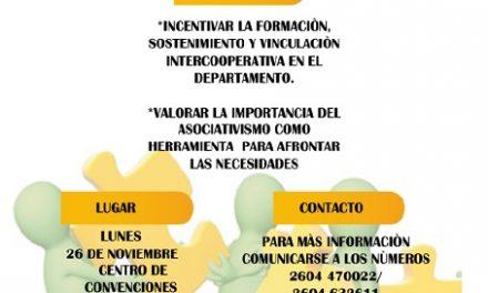 Mendoza: Primer Encuentro de Asociativismo y Cooperativas en Malargüe