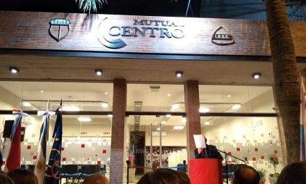 Asociación Mutual Centro Social y Deportivo Brinkmann se mudó de filial en Oliva