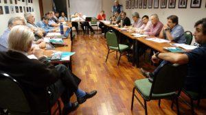 Se realizó la reunión de la Comisión de Política Energética y Tarifaria de FACE