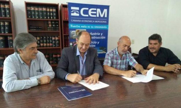 La CEM y SanCor Salud firmaron un convenio