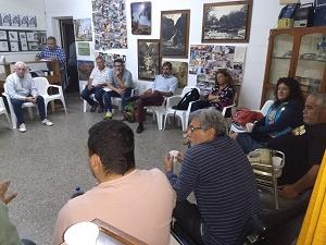 Córdoba: reunión cooperativista en Tanti por los servicios de saneamiento