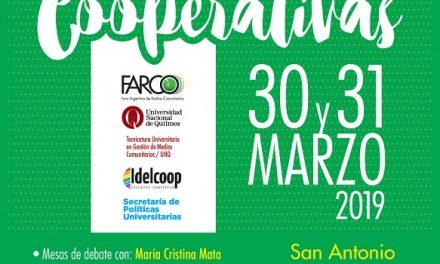 Córdoba: llega el Segundo Encuentro Nacional de Radios Cooperativas