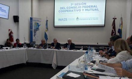 Sesionó el Consejo Federal Cooperativo y Mutual