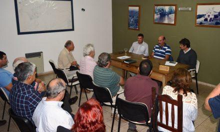 Consejo Regional Norte de FACE Córdoba se reunió en La Granja