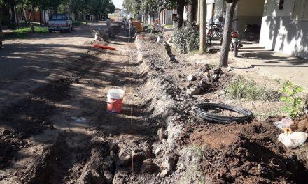 Santa Fe: La Cooperativa de Agua Potable continúa recambiando las redes de agua potable