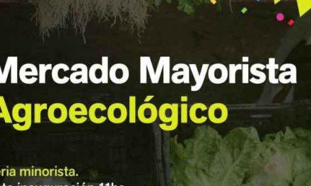 La Unión de Trabajadores de la Tierra abrirá el primer Mercado Mayorista Agroecológico