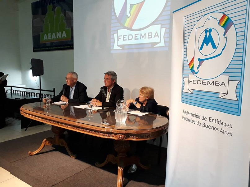 Exitosa Jornada de FEDEMBA