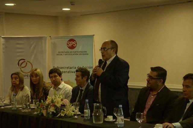 La Rioja: se realizó la primera Jornada de integración comercial para cooperativas
