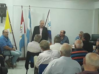 """Santa Fe: La Federación """"Brigadier López"""" celebró su Asamblea anual Ordinaria"""