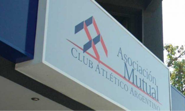 Se efectuó la Asamblea Ordinaria de la Asociación Mutual del Club Atlético Argentino