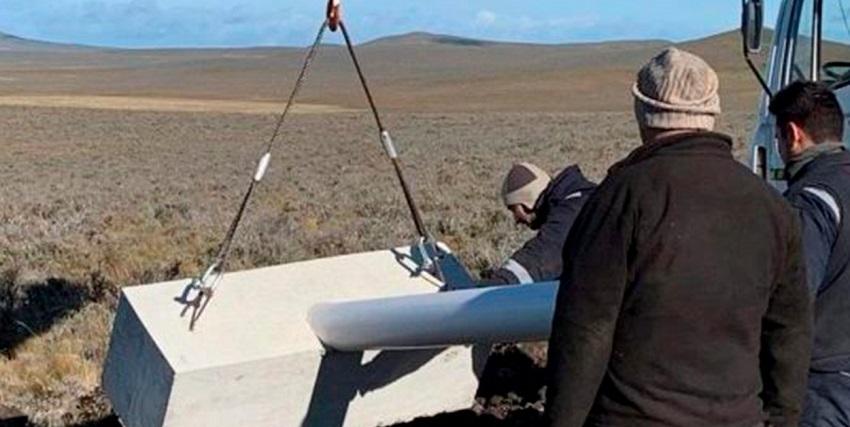 Una cooperativa será parte de la instalación de la primera turbina eólica en Tierra del Fuego