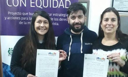 En Uruguay, FECOOTRA Y FCPU suscribieron un convenio para articular actividades sobre equidad de género
