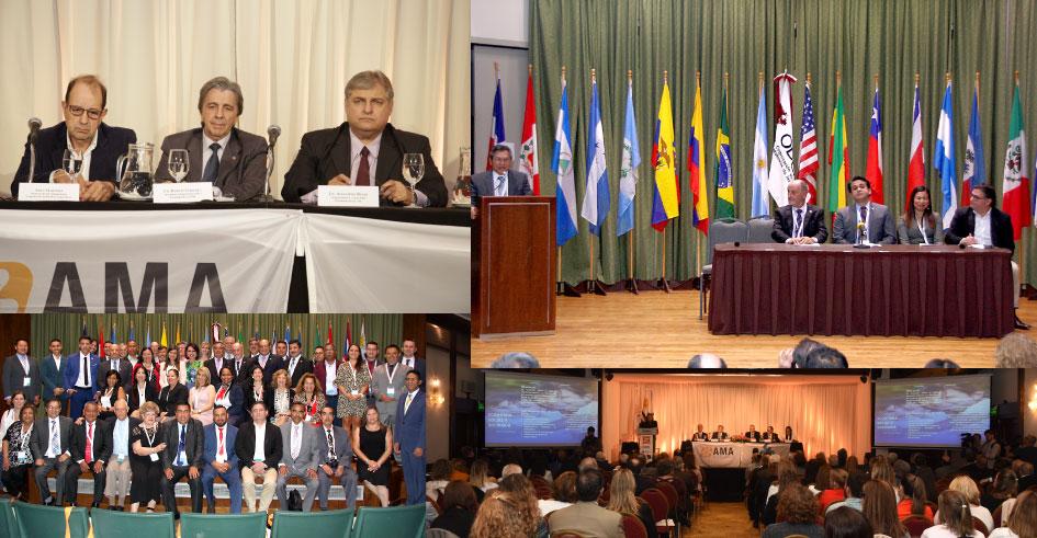 <h3>CAM y CONAM consolidan su protagonismo a nivel global</h3> <h1>El mutualismo argentino irrumpe en la escena internacional</h1>
