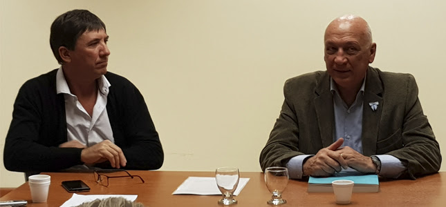 Santa Fe: Mutuales y Cooperativas se reunieron con Antonio Bonfatti