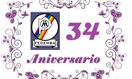 Se celebró el 34º aniversario de FEDEMBA