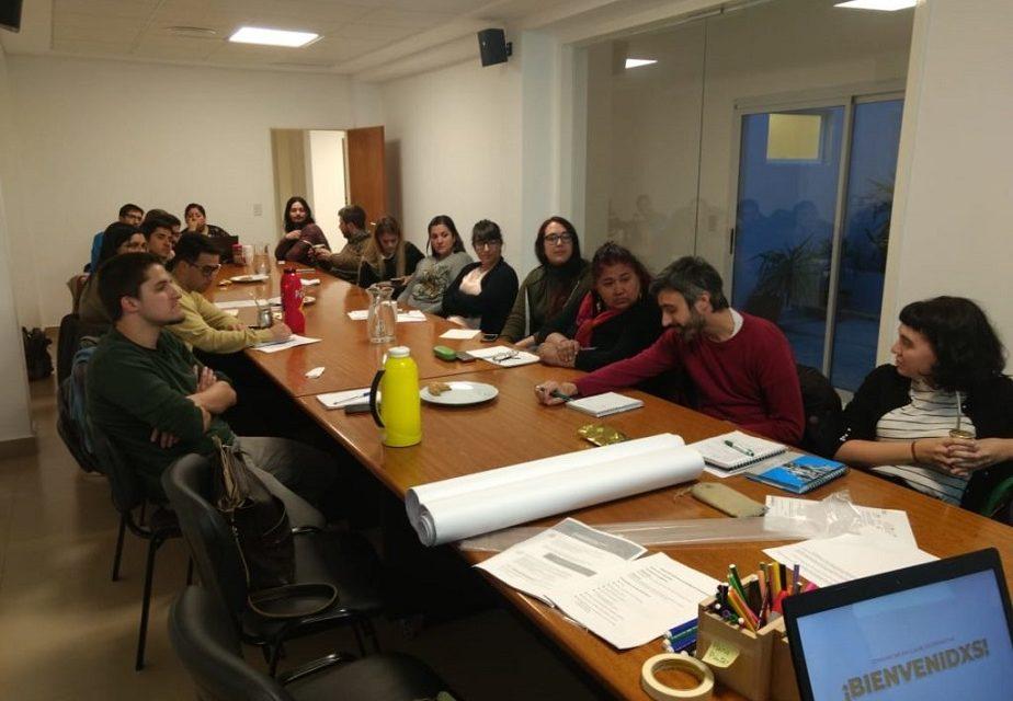 Se afianzan los comités de Género y de Juventud de Cooperar