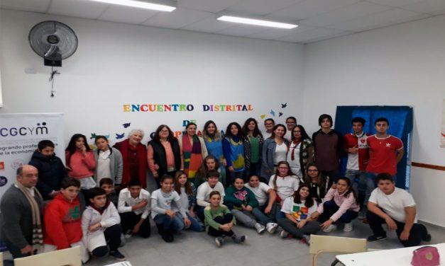 Concluyó la primera etapa del programa integral de capacitación en cooperativismo escolar
