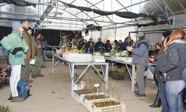 Se realizó otra práctica de capacitación a Cooperativas de trabajo en la Patagonia