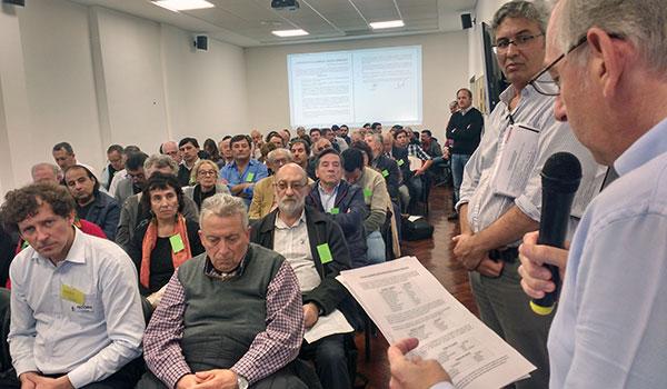 Cooperar lleva propuestas a las fuerzas políticas para las elecciones de octubre