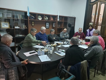 Rosario: importante reunión del sector mutualista