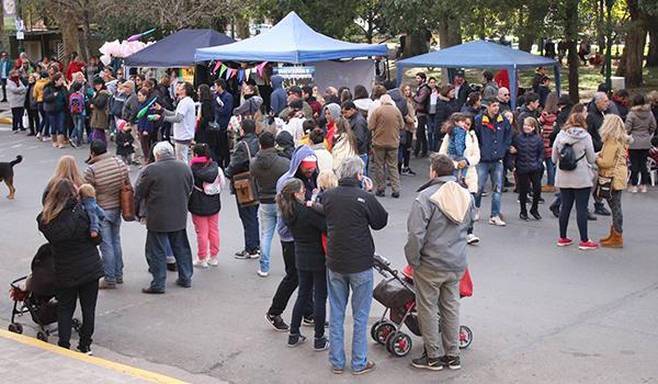 Entre Ríos: se realizó la Feria Cooperativa en Concepción del Uruguay