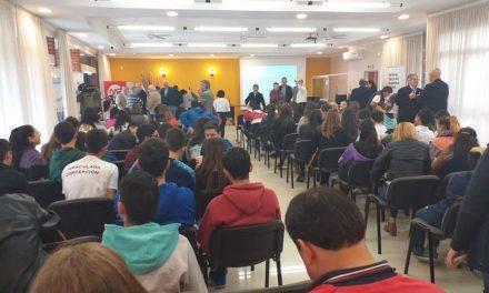 <h3>Mutuales escolares</h3> <h1>Se constituyó la Federación de Mutuales Escolares en Santa Fe</h1>