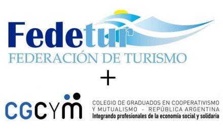 El CGCyM se incorpora a FEDETUR