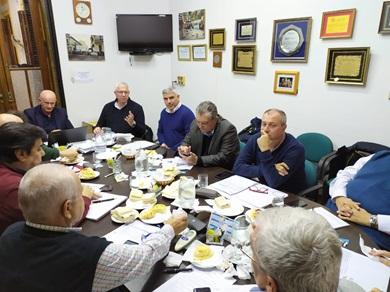 Reunión de Federaciones por Tarjeta Prepaga y Crédito Mutual