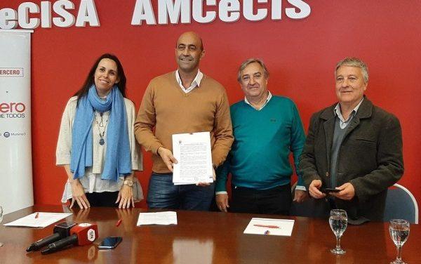 Córdoba: Alianza entre Mutual y Municipio en Río Tercero